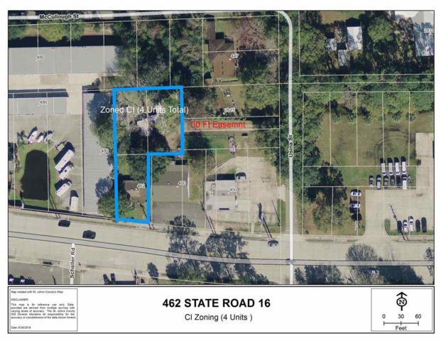 462 State Road 16, St Augustine, FL 32086 (MLS #188252) :: Tyree Tobler | RE/MAX Leading Edge