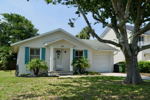 314 Ribault St, St Augustine, FL 32080 (MLS #188395) :: 97Park