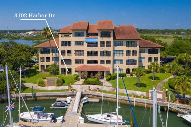 3102 Harbor Dr, St Augustine, FL 32084 (MLS #188421) :: Tyree Tobler   RE/MAX Leading Edge