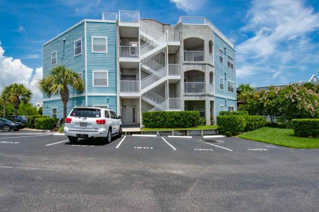 120 Ocean Hibiscus Drive 203 & 205, St Augustine Beach, FL 32080 (MLS #188563) :: Noah Bailey Group