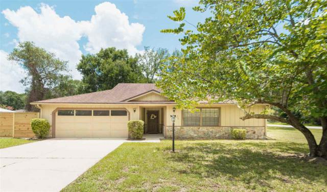 702 Miranda Rd., St Augustine, FL 32086 (MLS #188569) :: Tyree Tobler | RE/MAX Leading Edge