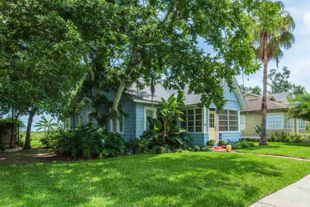32 E Park Ave, St Augustine, FL 32084 (MLS #188605) :: Tyree Tobler | RE/MAX Leading Edge