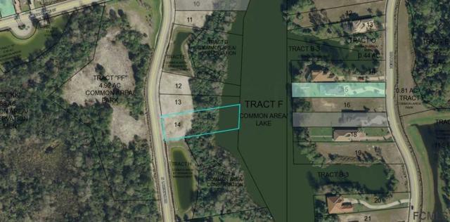 126 N Lakewalk Dr, Palm Coast, FL 32137 (MLS #188623) :: Ancient City Real Estate