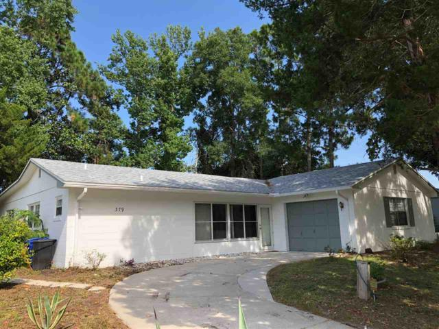 379 Travino Ave, St Augustine, FL 32086 (MLS #188649) :: Tyree Tobler | RE/MAX Leading Edge