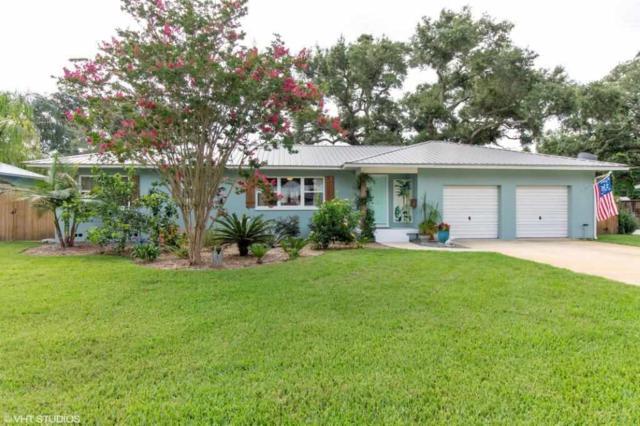 21 Atlantic Ave, St Augustine, FL 32084 (MLS #188661) :: Tyree Tobler | RE/MAX Leading Edge