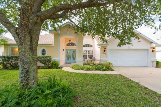 985 Fish Island Place, St Augustine, FL 32080 (MLS #188673) :: Tyree Tobler | RE/MAX Leading Edge