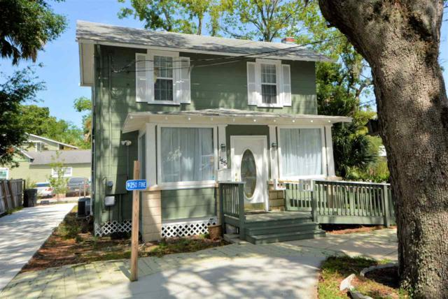 155 San Marco Ave, St Augustine, FL 32084 (MLS #188689) :: Memory Hopkins Real Estate