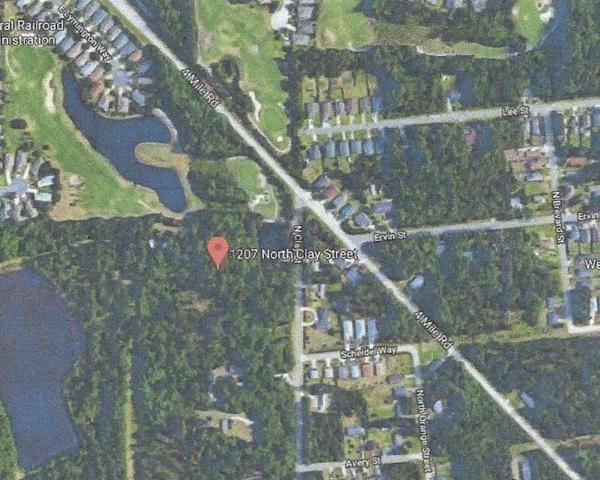 1207 N Clay St, St Augustine, FL 32084 (MLS #188699) :: 97Park
