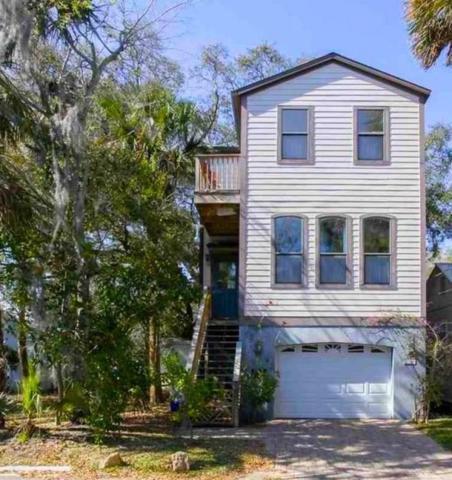 134 Pomar St, St Augustine, FL 32084 (MLS #188758) :: Tyree Tobler | RE/MAX Leading Edge