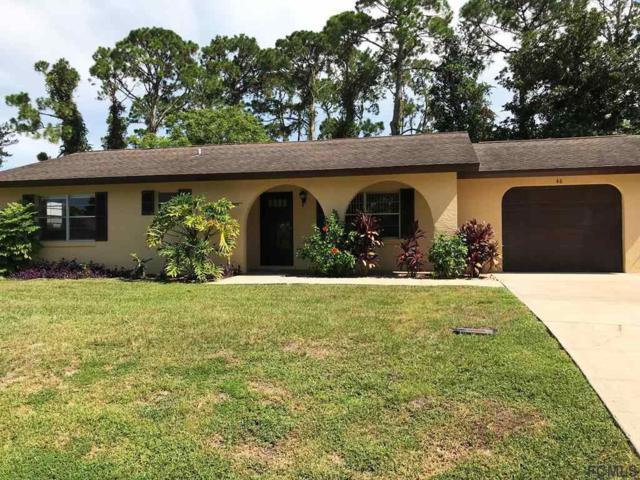 46 Fischer Lane, Palm Coast, FL 32137 (MLS #188773) :: Tyree Tobler | RE/MAX Leading Edge