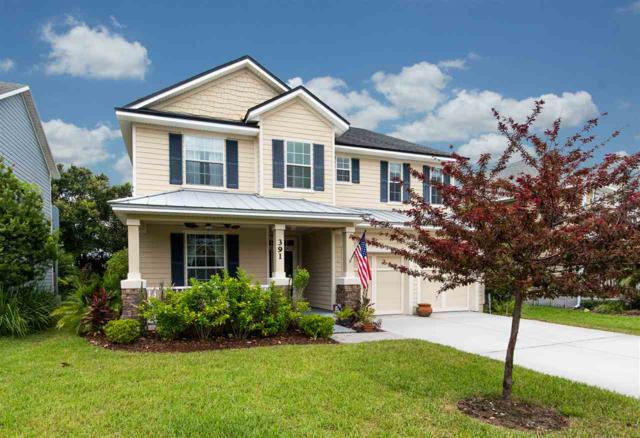 391 High Tide Drive, St Augustine, FL 32080 (MLS #188873) :: Tyree Tobler | RE/MAX Leading Edge