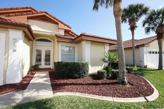 28 San Carlos Dr, Palm Coast, FL 32137 (MLS #188923) :: 97Park