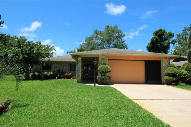 13 Fortune Lane, Palm Coast, FL 32137 (MLS #188928) :: Ancient City Real Estate