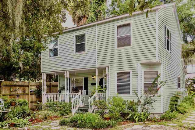 8 Coleman Drive, St Augustine, FL 32084 (MLS #188998) :: 97Park