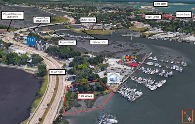 415 S Ponce De Leon Blvd., St Augustine, FL 32084 (MLS #189027) :: Tyree Tobler | RE/MAX Leading Edge
