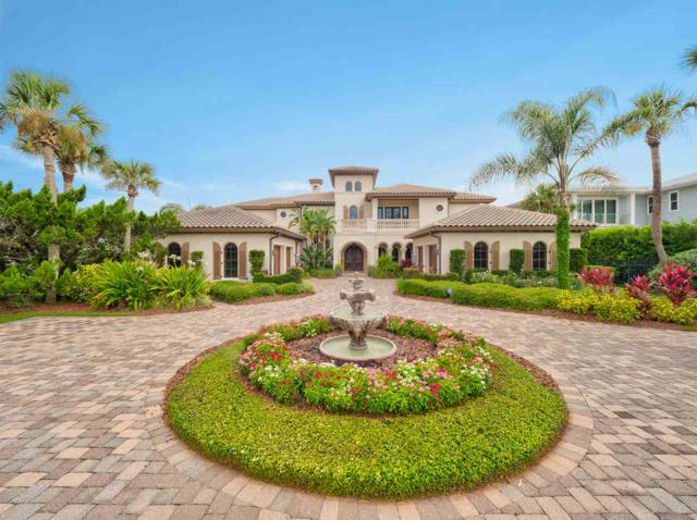 530 Ponte Vedra Blvd, Ponte Vedra Beach, FL 32082 (MLS #189039) :: The Haley Group