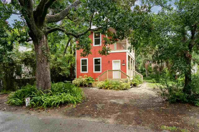 76 Duero St, St Augustine, FL 32084 (MLS #189058) :: Tyree Tobler | RE/MAX Leading Edge