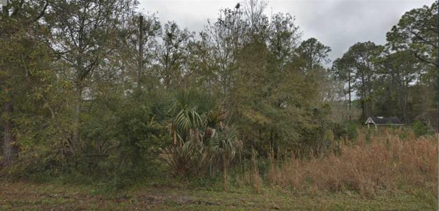 1985 Sheridan, St Augustine, FL 32084 (MLS #189062) :: Tyree Tobler   RE/MAX Leading Edge