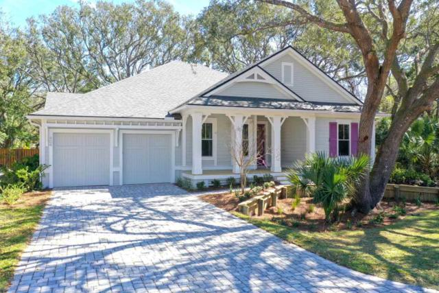 459 Ridgeway Rd., St Augustine Beach, FL 32080 (MLS #189176) :: The Haley Group