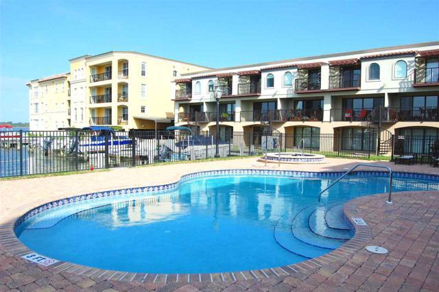 120 Sunset Harbor Way #204, St Augustine, FL 32080 (MLS #189273) :: Tyree Tobler | RE/MAX Leading Edge