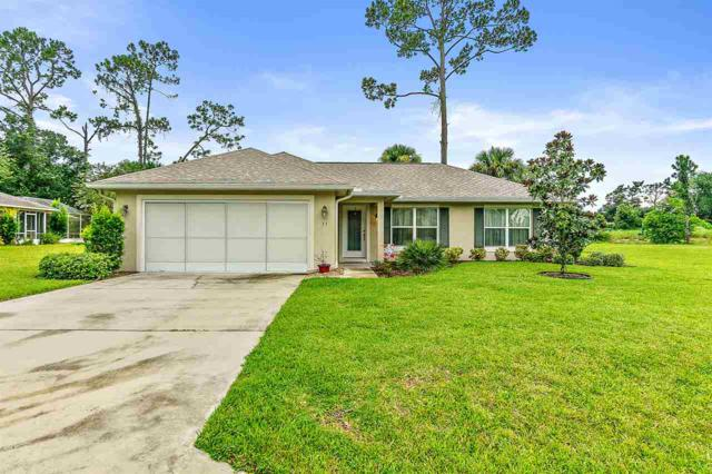33 Westover, Palm Coast, FL 32164 (MLS #189302) :: Ancient City Real Estate