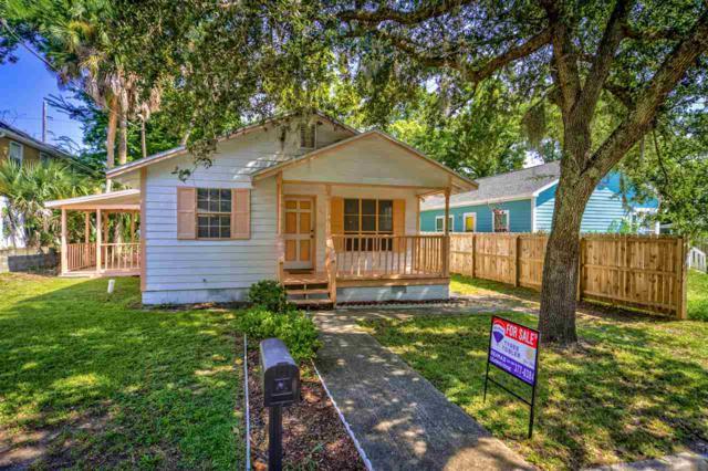 40 Smith Street, St Augustine, FL 32084 (MLS #189317) :: Tyree Tobler | RE/MAX Leading Edge