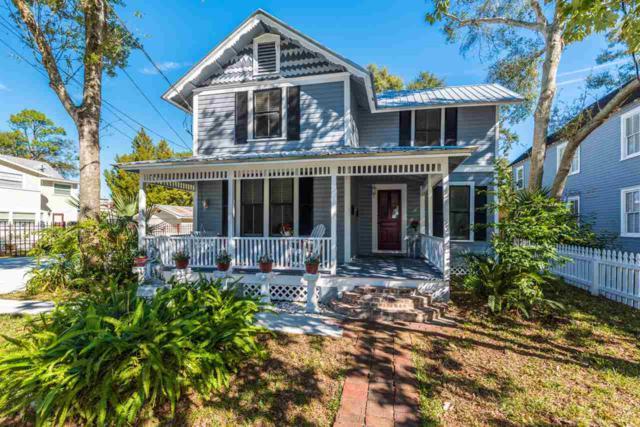 35 Sanford St, St Augustine, FL 32084 (MLS #189327) :: Tyree Tobler | RE/MAX Leading Edge