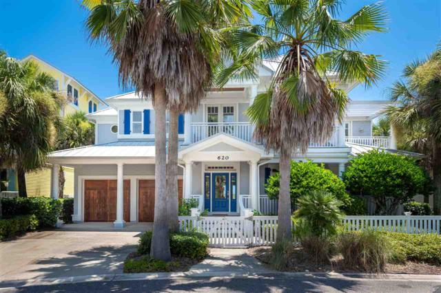 620 Ocean Palm Way, St Augustine Beach, FL 32080 (MLS #189360) :: The Haley Group