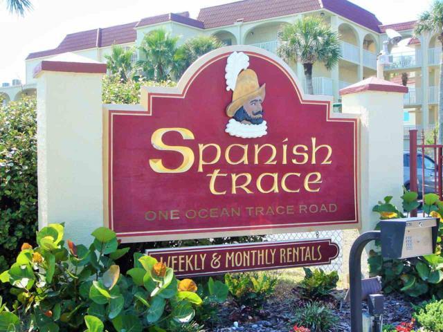 1 Ocean Trace Rd. #103 #103, St Augustine, FL 32080 (MLS #189362) :: 97Park