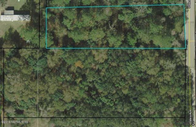 2901 Collins Ave., St Augustine, FL 32084 (MLS #189365) :: Memory Hopkins Real Estate