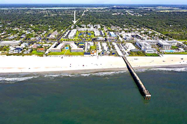 200 16th Street #9, St Augustine Beach, FL 32080 (MLS #189393) :: The Haley Group