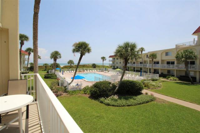 1 Ocean Trace Rd #229, St Augustine Beach, FL 32080 (MLS #189406) :: The Haley Group