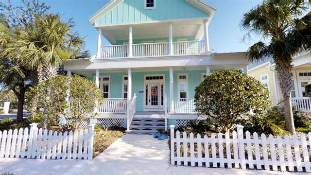 109 Island Cottage Way, St Augustine Beach, FL 32080 (MLS #189946) :: Noah Bailey Group