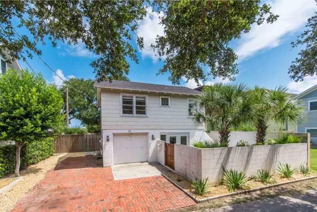 15 Holly Lane, St Augustine, FL 32080 (MLS #190015) :: Tyree Tobler   RE/MAX Leading Edge