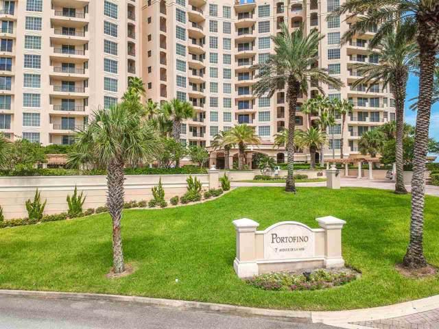 7 Avenue De La Mer #503, Palm Coast, FL 32137 (MLS #190017) :: 97Park