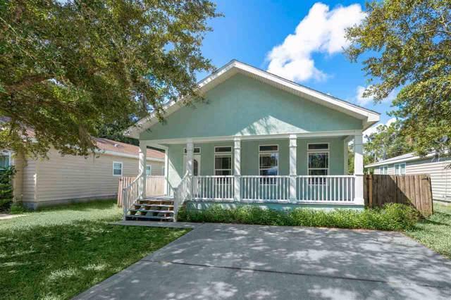 4625 Third Ave, St Augustine, FL 32095 (MLS #190019) :: Tyree Tobler   RE/MAX Leading Edge