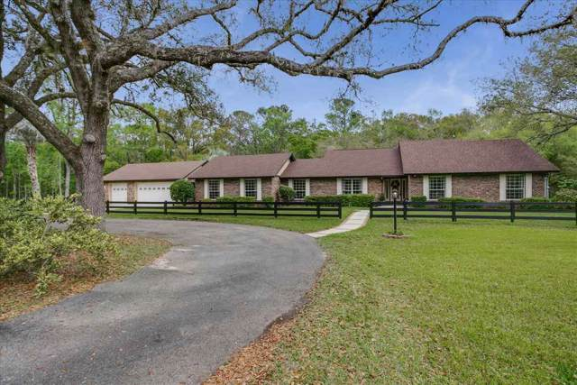 4000 Sr 16, St Augustine, FL 32092 (MLS #190051) :: Noah Bailey Group