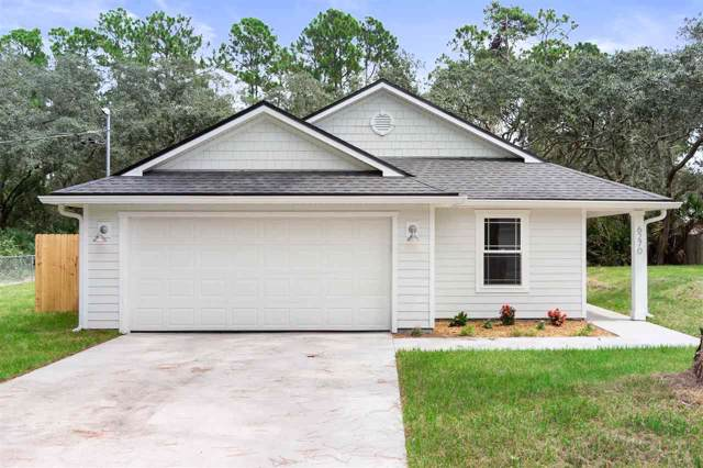 6270 Old Dixie Dr, St Augustine, FL 32095 (MLS #190052) :: Tyree Tobler | RE/MAX Leading Edge