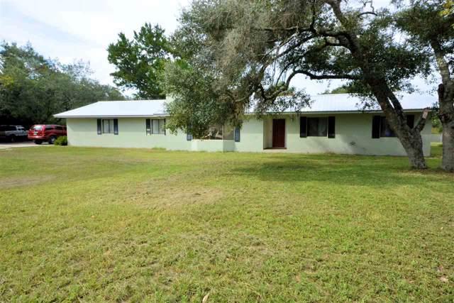 880 Oak Ridge Rd, St Augustine, FL 32086 (MLS #190078) :: Noah Bailey Group