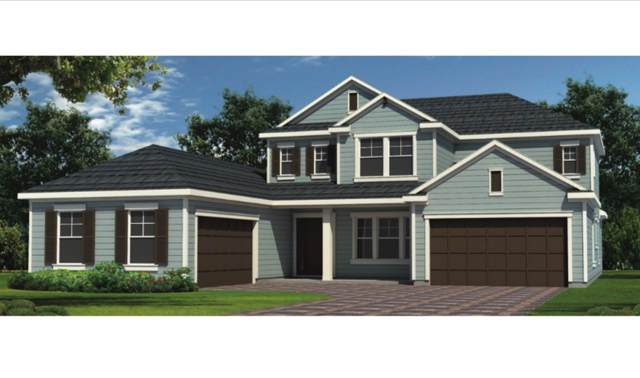 79 Glenneyre Cir, St Augustine, FL 32092 (MLS #190101) :: Memory Hopkins Real Estate