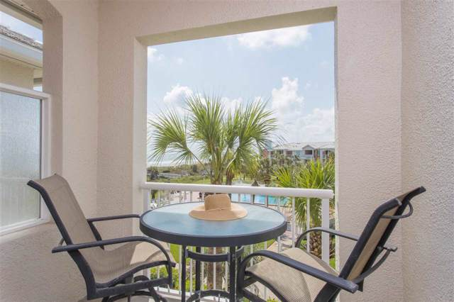 6170 A1a South #307, St Augustine Beach, FL 32080 (MLS #190111) :: Noah Bailey Group