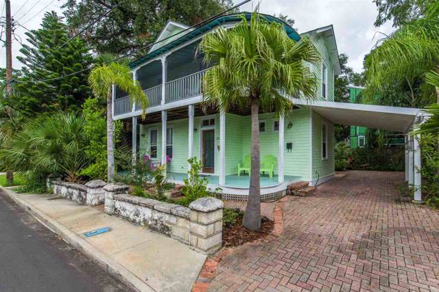104 Lincoln Street, St Augustine, FL 32084 (MLS #190114) :: Noah Bailey Group