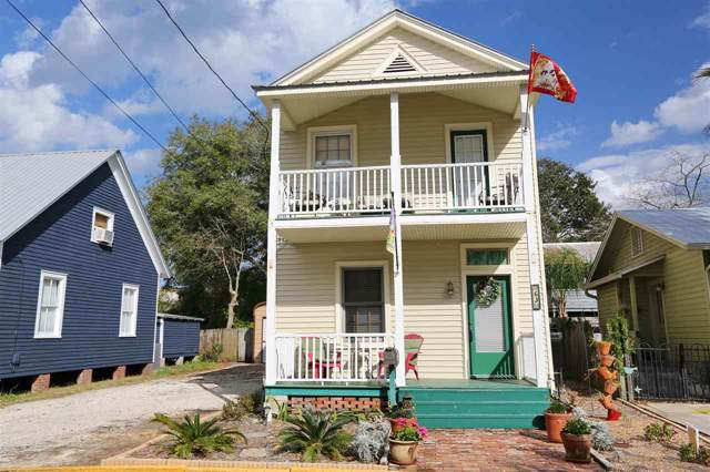 63 Abbott Street, St Augustine, FL 32084 (MLS #190158) :: Noah Bailey Group