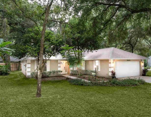 545 Wood Chase Dr, St Augustine, FL 32086 (MLS #190162) :: 97Park