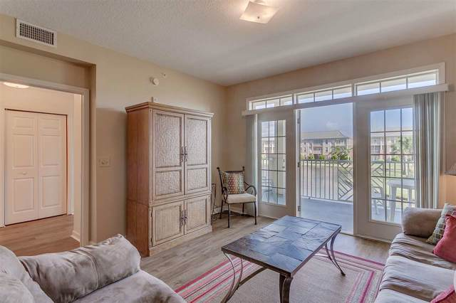 275 Atlantis Circle Unit 204F With Garage 204F, St Augustine, FL 32080 (MLS #190173) :: Memory Hopkins Real Estate