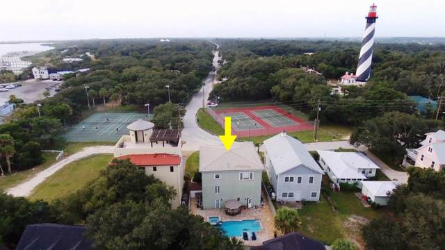 102 Carver Street E, St Augustine, FL 32080 (MLS #190183) :: Memory Hopkins Real Estate