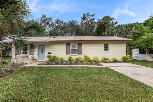 69 Catalina Cir, St Augustine, FL 32086 (MLS #190208) :: Tyree Tobler | RE/MAX Leading Edge