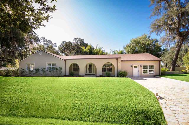 302 Tanager Rd, St Augustine, FL 32086 (MLS #190257) :: The Haley Group