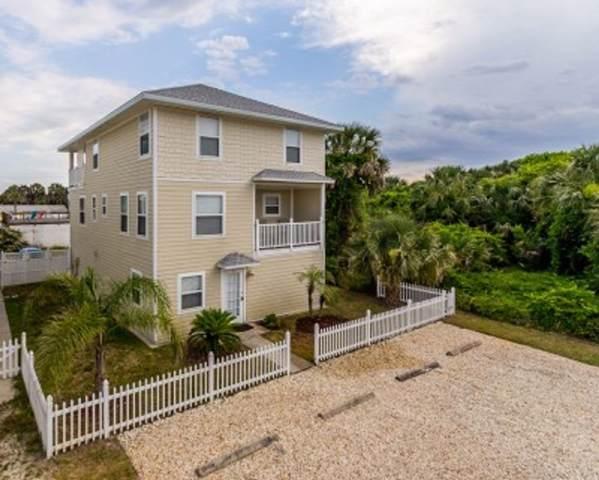 5 1st Street, St Augustine Beach, FL 32080 (MLS #190275) :: The Haley Group
