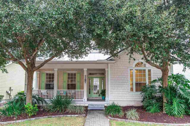 1197 Overdale Rd, St Augustine, FL 32080 (MLS #190323) :: Tyree Tobler | RE/MAX Leading Edge